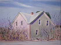 Oil Painting by Ed Fenendael